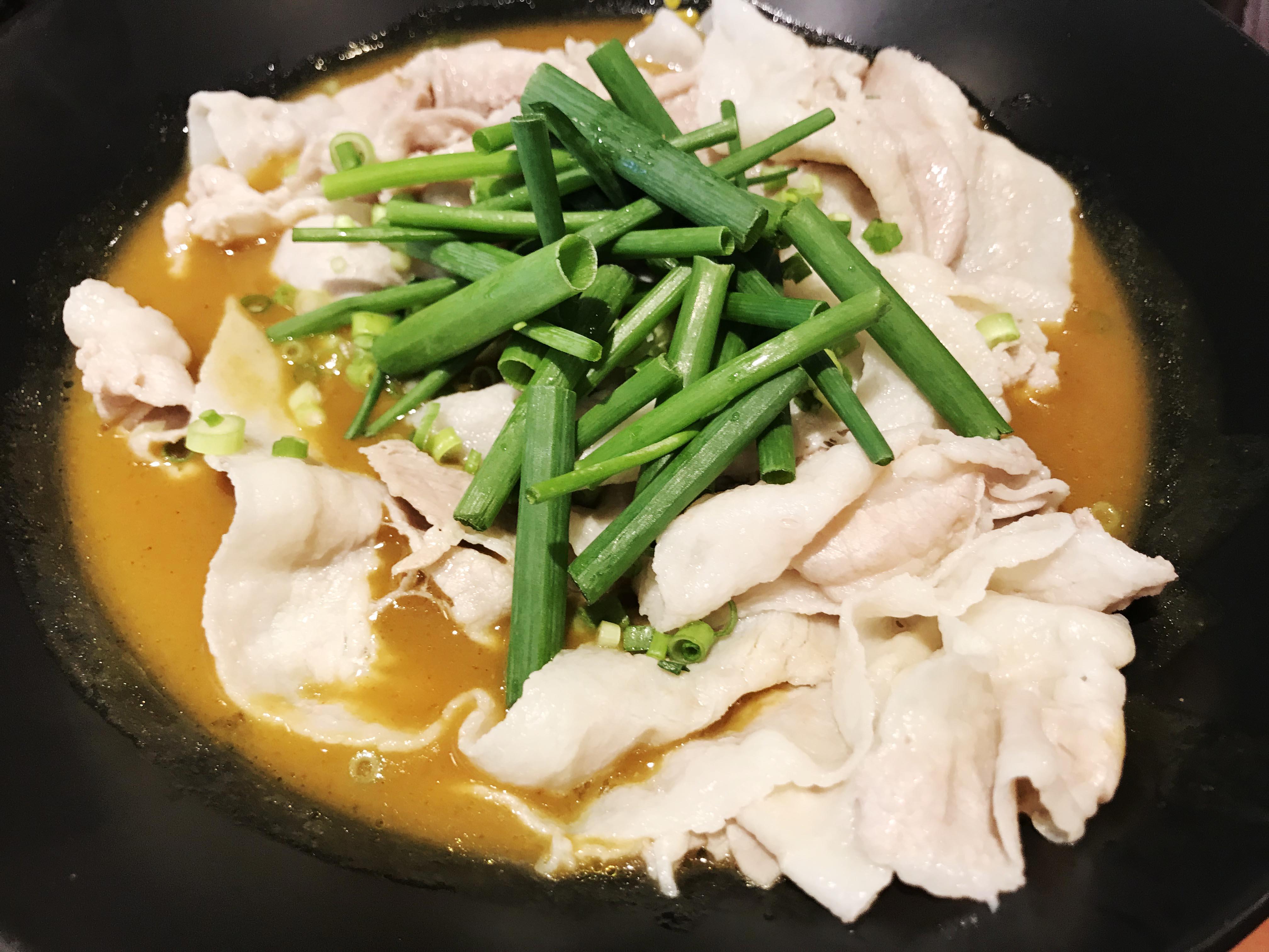 麺酒房 実之和カレースープ画像