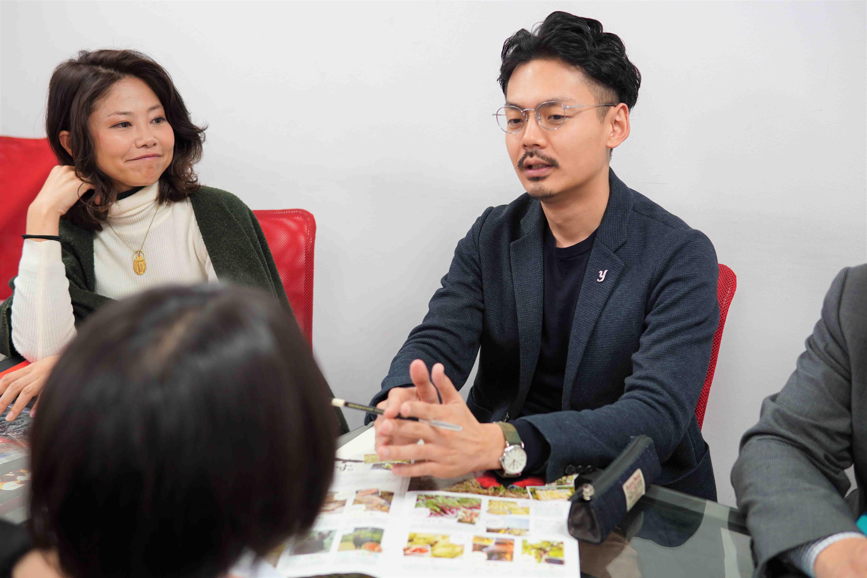 吉田圭佑新規案件キックオフ会議画像