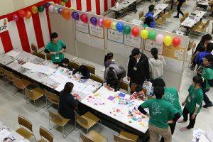 NPO団体 環境問題啓発イベント画像