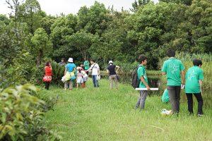 知多半島企業緑地群 生物多様性啓発イベント画像